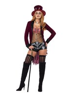 Adult Fever Voodoo Costume