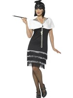 Adult Flapper Costume [43128]