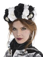Adult Floral Headpiece [846004-55]