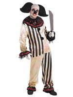 Adult Freakshow Clown Suit