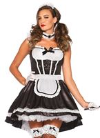 Adult French Maid Darling Costume [85380]