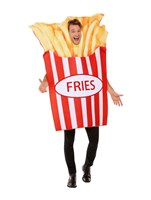 Adult Fries Costume [55008]
