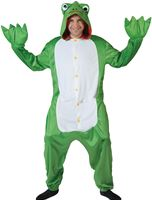 Adult Frog Splash Costume [FF609213]