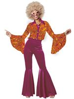 Adult Funky Disco Diva Costume [01390]