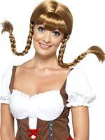 Adult Bavarian Babe Wig
