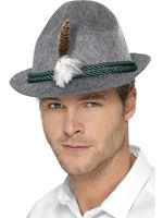 Adult German Trenker Bavarian Hat