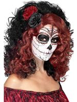 Adult Day of the Dead Wig