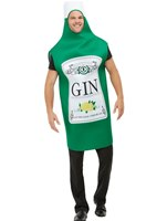 Adult Gin Bottle Costume [52165]