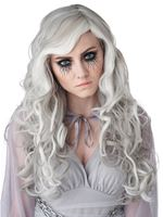 Adult Glow In The Dark Ghost Wig