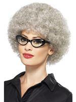Adult Granny Perm Wig