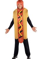 Adult Hot Diggity Dog Costume