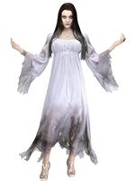Adult Gothic Ghost Costume