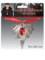 Adult Gothic Medallion