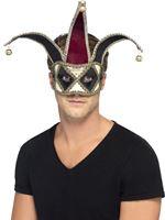 Adult Gothic Venetian Eyemask