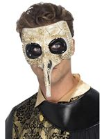 Adult Venetian Plague Doctor Mask