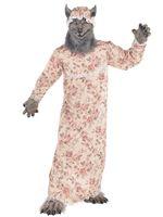 Adult Grandma Wolf Costume [847757-55]