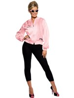 Adult Grease Pink Ladies Jacket [28385]