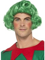 Adult Green Elf Wig [42934]