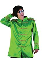 Adult Green Sergeant Pepper Jacket