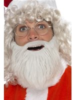 Adult Grey Santa Beard