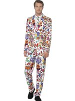 Adult Groovy Stand Out Suit