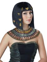 Adult Hair-o-Glyphics Egyptian Wig