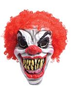 Adult Horror Clown Mask