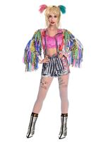 Adult Harley Quinn Bird of Prey Costume