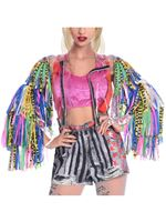 Adult Harley Quinn Bird of Prey Jacket [9906746]