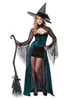 Adult Deluxe Enchantress Witch Costume [01329]
