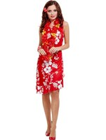 Adult Hawaiian Beauty Costume [33043]