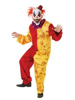 Adult Horror Clown Costume