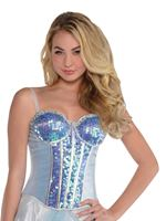 Adult Ice Fairy Corset