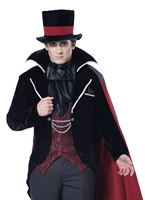Adult Immortal Vampire Groom Costume [01505]