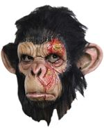 Adult Infected Chimp Mask