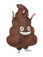 Adult Inflatable Poop Costume [63057]