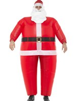 Adult Inflatable Santa Costume [48932]