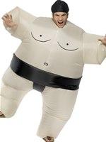 Adult Inflatable Sumo Wrestler Costume [34501]