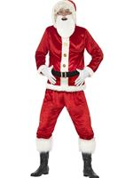 Adult Jolly Santa Costume