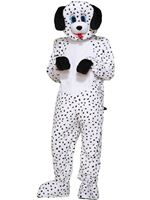 Adult Dalmatian Dotty Mascot Costume [72721]