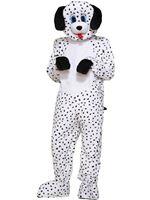 Adult Dalmatian Dotty Mascot Costume [72721]