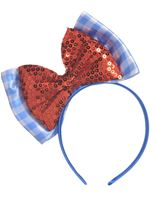 Adult Kansas Cutie Dorothy Headband