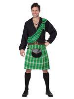Adult Kiltsman Costume