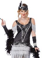 Adult Ladies Razzle Dazzle Flapper Costume [01352]