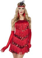 Adult Ladies Charleston Flapper Costume [4630]