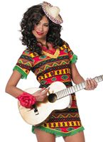 Adult Ladies Mexican Bandita Costume [4205]