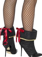 Adult Ladies Pirate Boot Covers