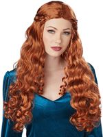 Adult Lady Guinevere Wig