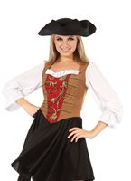 Adult Lady Pirate Costume