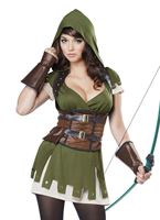 Adult Lady Robin Hood Costume  sc 1 st  Fancy Dress Ball & Medieval Fancy Dress u0026 Tudor Costumes | Fancy Dress Ball